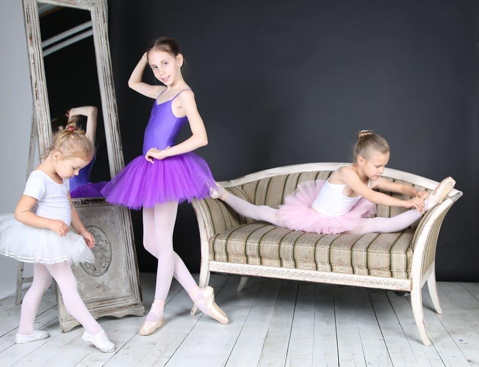 одна из лучших школ балета в Москве для взрослых и детей