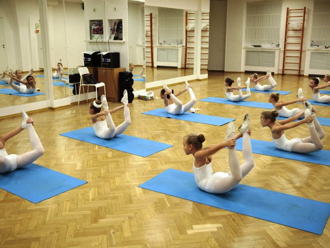 Балет для детей 2-3-4-5-6 лет Новогиреево