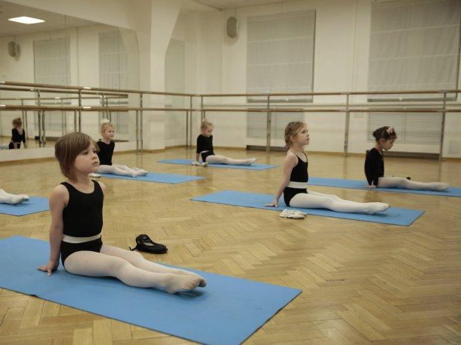 Балет для детей 2-3-4-5-6 лет в Новогиреево