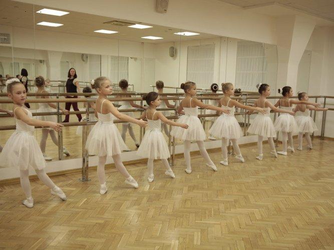Балетная школа в Новогиреево