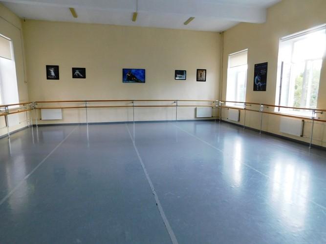 балет для взрослых на пресне