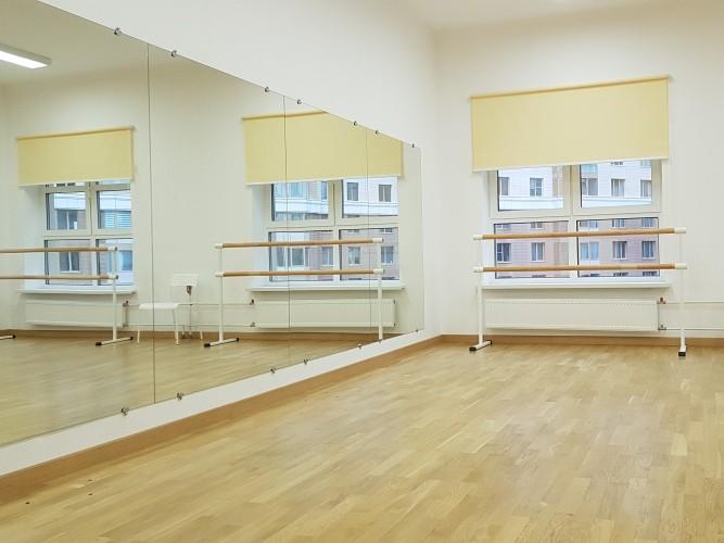 детский балет и хореография раменки