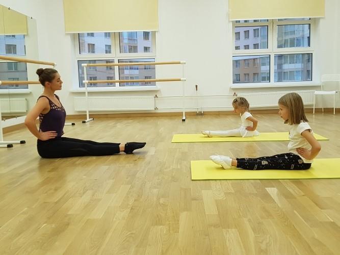 танцы для детей раменки